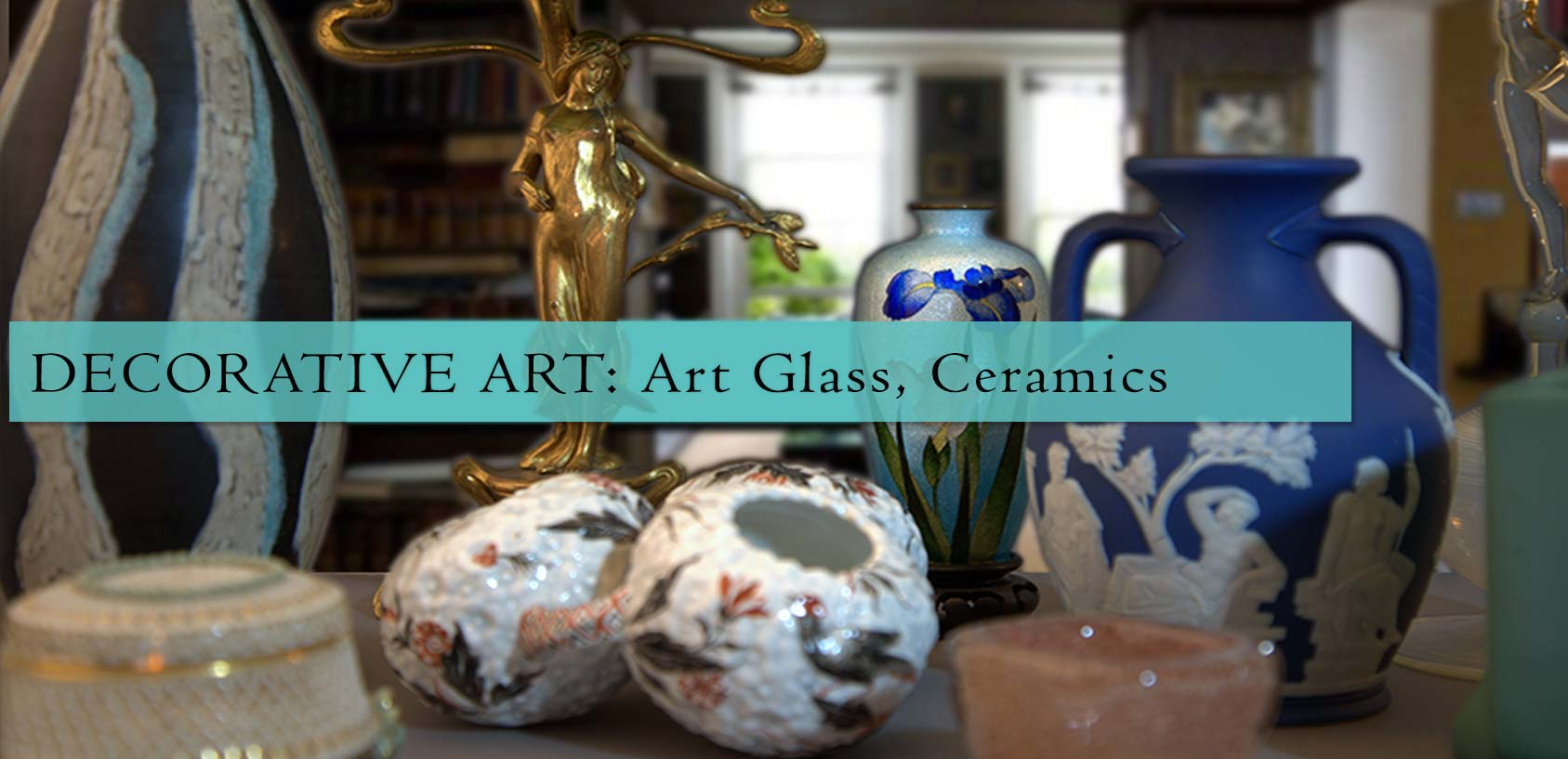 Art Glass Ceramics For Sale Decorative Arts